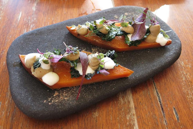 sweet potato;  small plates;  east;  mt martha