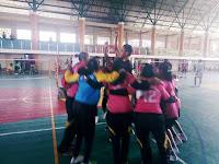 Tim Sepak Takraw Putri Kota Bima Sapu Bersih Tiga Medali Emas