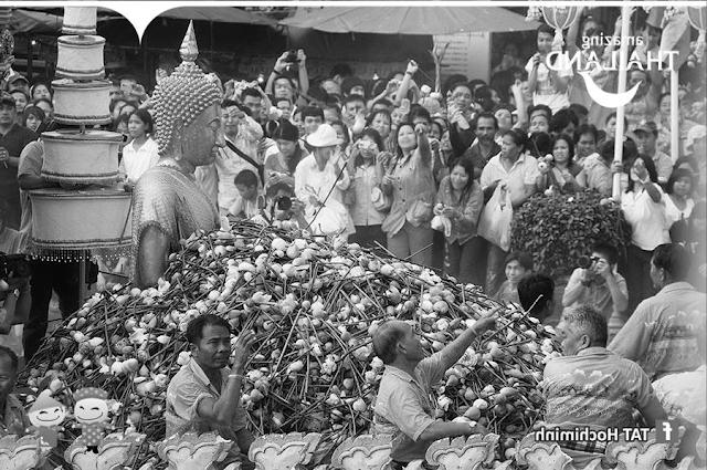 TAT công bố công văn cập nhật tình hình Thái Lan trong thời gian tang lễ