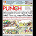 NAIJA NEWSPAPERS: TODAY'S THE PUNCH NEWSPAPER HEADLINES [26 DECEMBER, 2017].