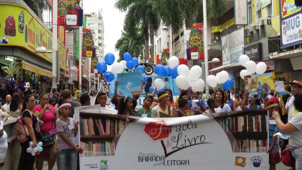 Nova Iguaçu terá passeata por livro e leitura