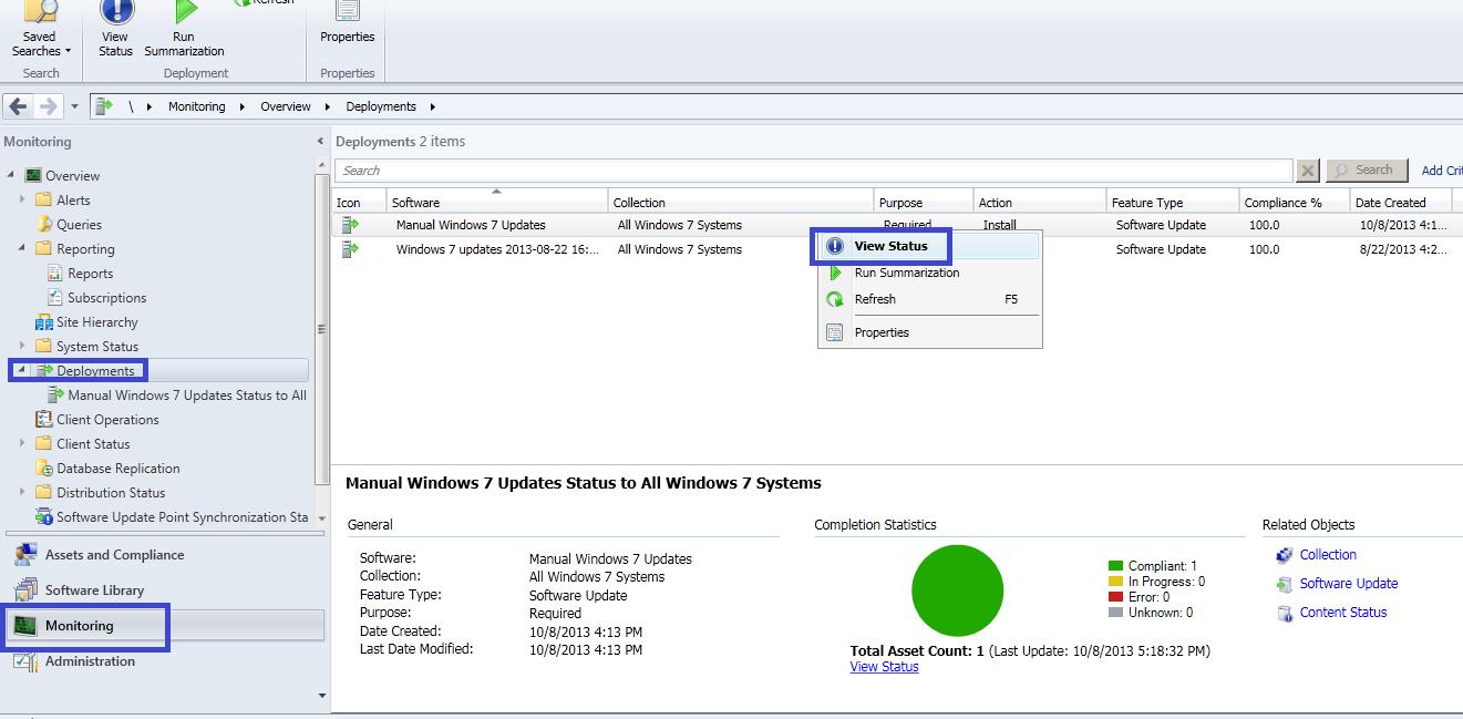 Software Update Management- SCCM 2012