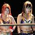 Io Shirai no firma conWWE