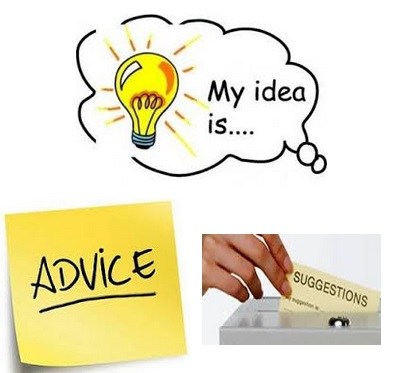 Contoh Percakapan Giving Advice dan Suggestion Bahasa Inggris