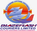 Blazeflash Courier logo pictures images