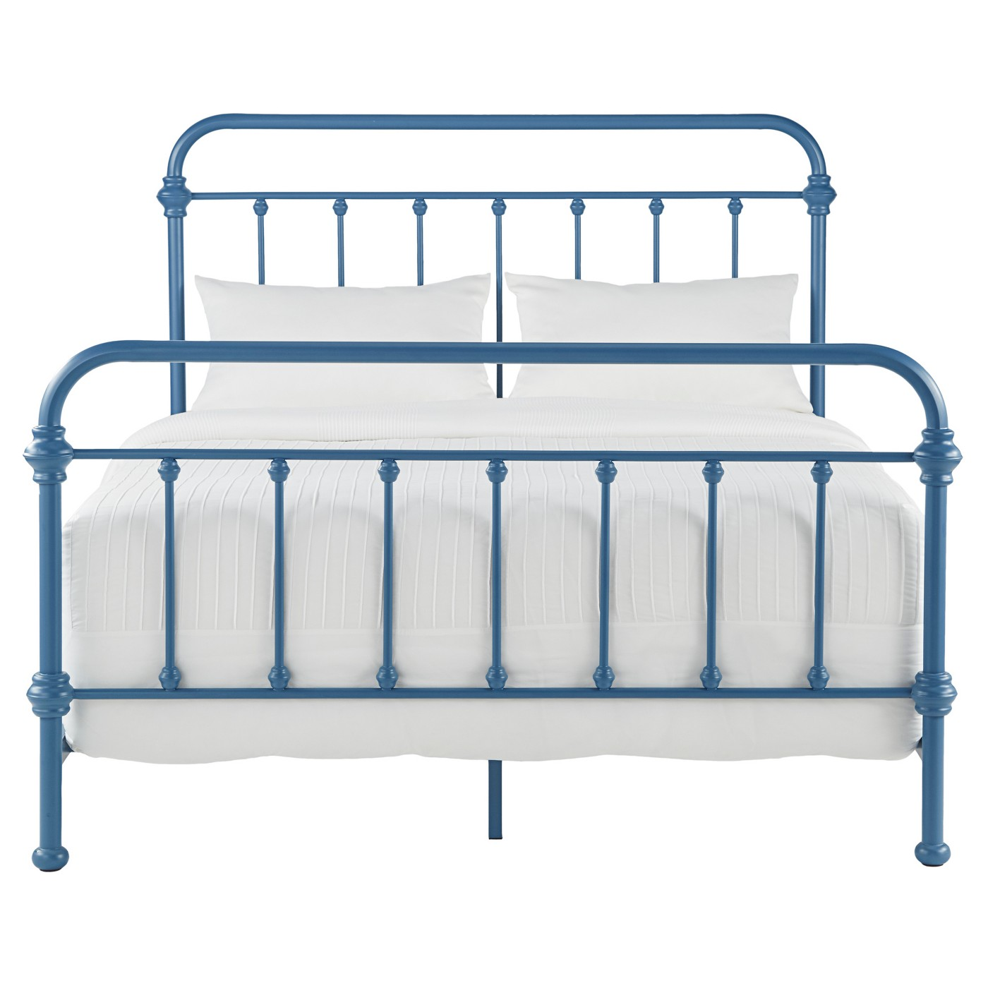 METAL BED IN ASSORTED COLORS
