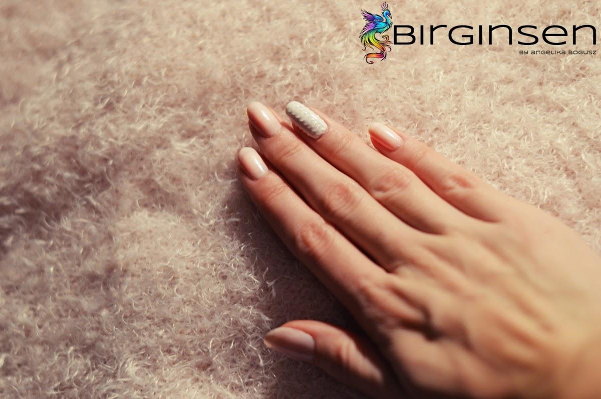 zdobienie paznokci hybryda
