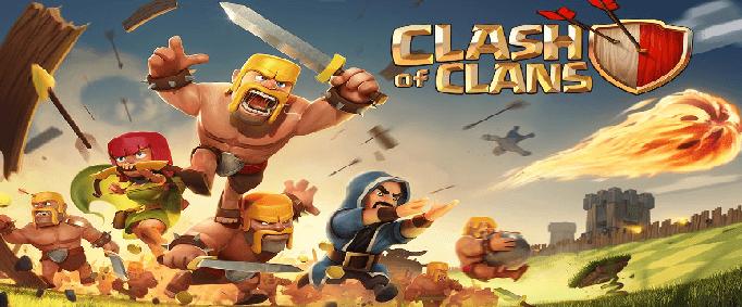تحميل لعبة كلاش اوف كلانس clash of clans احدث نسخه مجانا