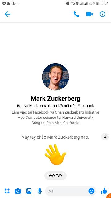 Hướng dẫn bật chế độ Dark Mode (Chế Độ Tối) cho Facebook Messenger và blog Star Tỉnh IT