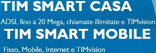 Tariffe Tim per la telefonia mobile e fissa: prezzo Tim Smart