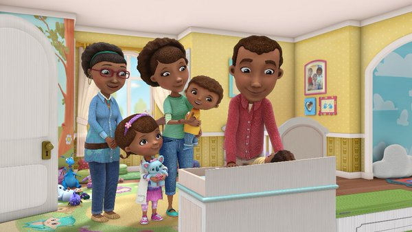 Adoption At The Movies Doc Mcstuffins Disney Junior