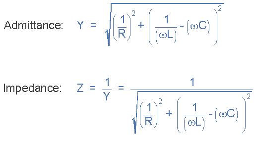 Circuito Rlc Serie Y Paralelo : Paralelo circuito rlc y análisis del