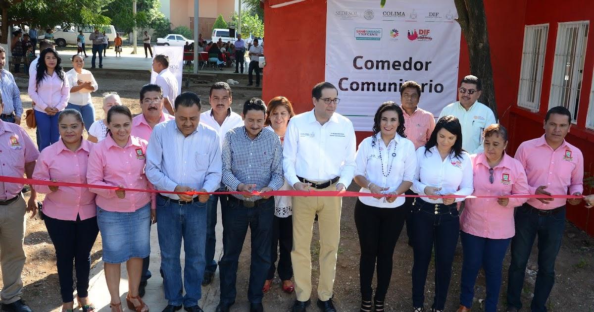 Gobcol con inversi n superior a 4 millones lleva for Requisitos para abrir un comedor comunitario