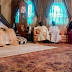 Photos: Annie and 2face Idibia visit Sultan of Sokoto