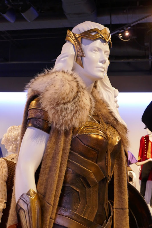 Queen Hippolyta costume Wonder Woman