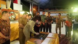 """Bupati """"CEP"""" Launching Cap Tikus 1978 Resmi Berlabel"""