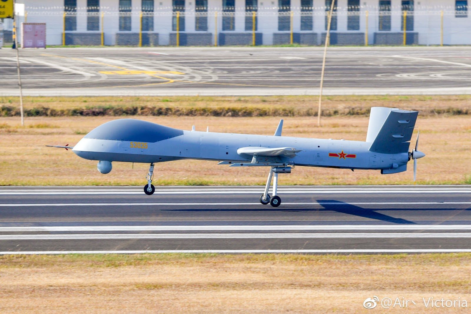 Wing Loong I/ GJ-1 Drone of China