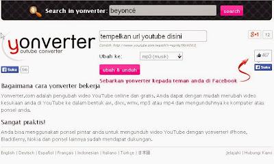 Video Youtube ke Mp3