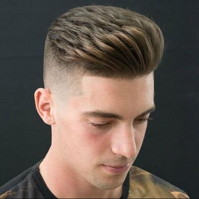 Model rambut pria terbaru