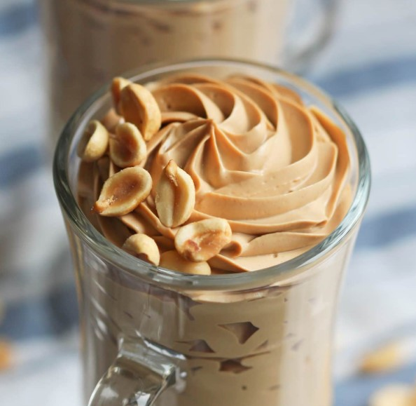 Healthy Peanut Butter Mousse