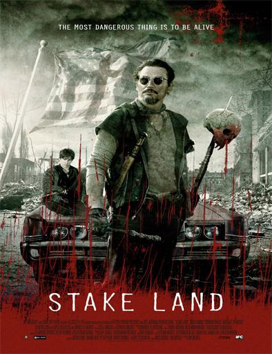 Ver Vampiros del hampa (Stake Land) (2010) Online
