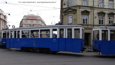 Konstal ND 511, MPK Kraków
