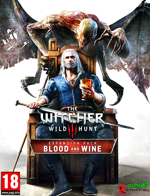 Wine PC Steam, Baixar The Witcher 3 Wild Hunt Blood and Wine PC Completo Torrent, Baixar Grátis The Witcher 3 Wild Hunt Blood and Wine PC