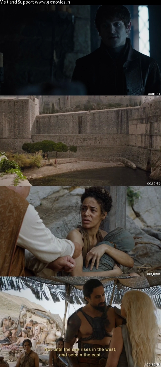 Game of Thrones S06E01 HDTV 720p