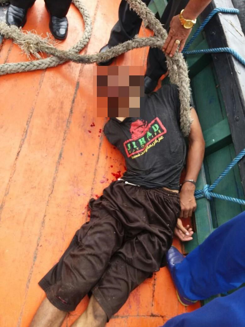 Kapolres Samarinda: Pelaku Bom di Depan Gereja Oikumene Berkaos Jihad