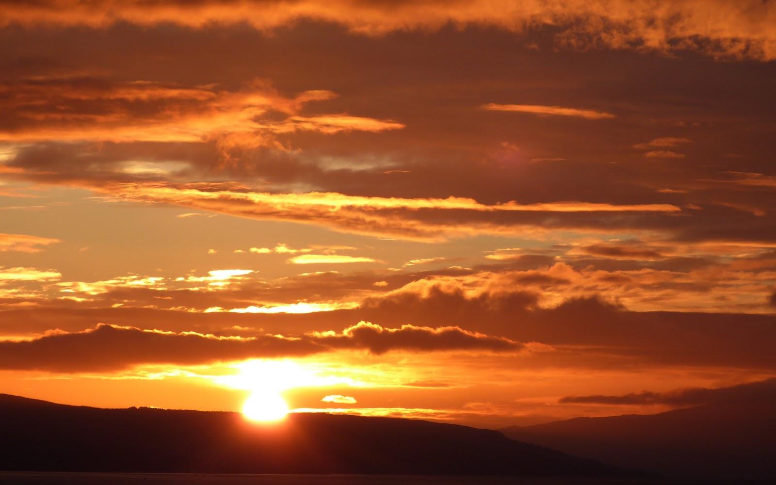 A Kilchoan Diary Views On A Grey Day
