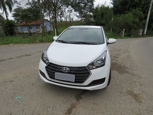Novo Hyundai Hb20 2016 1.6 Flex 6 marchas - teste Quatro Rodas