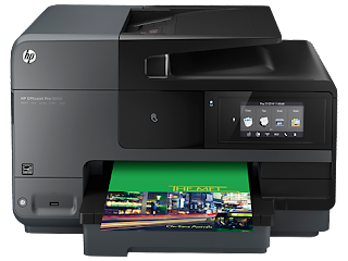 Download HP Officejet Pro 8660 drivers