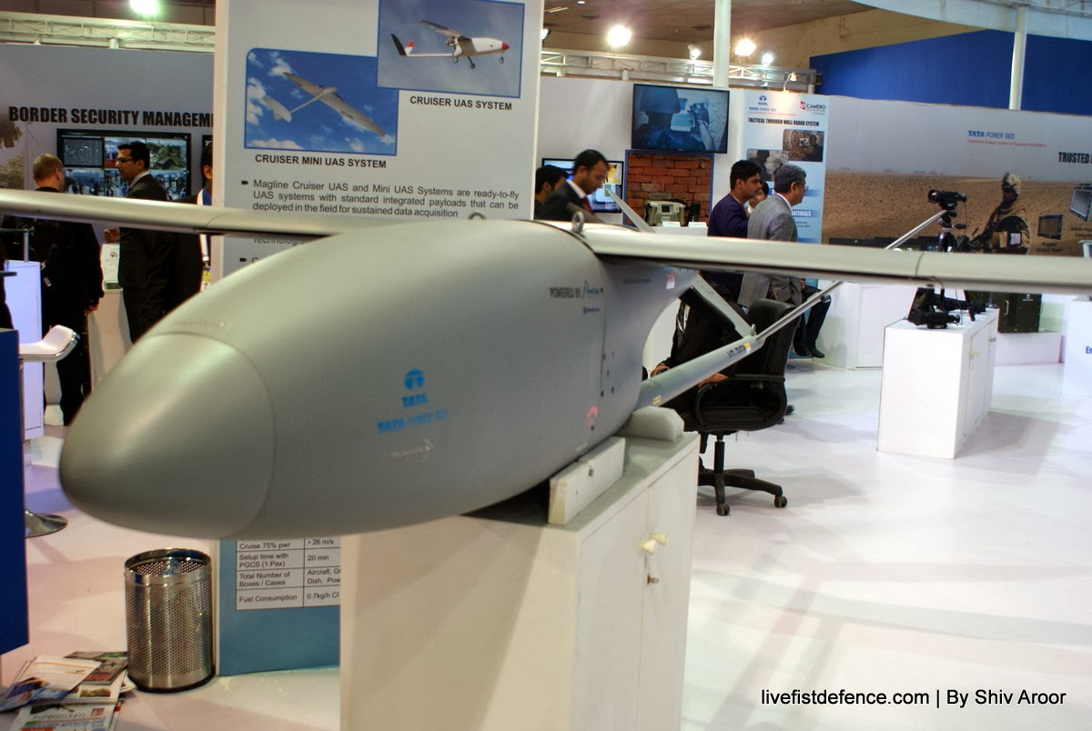 On Display At DefExpo 2014: Photo Report (Part 1) | Livefist