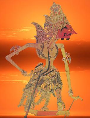 Gambar wayang Baladewa