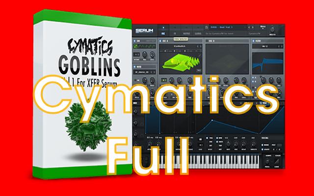 Chia sẻ trọn bộ plugin - âm thanh của  Cymatics 2019 cho Fl Studio