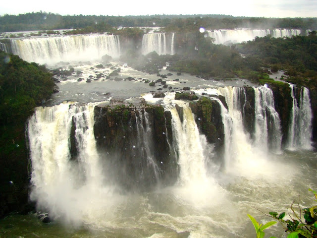 CATARATAS DO IGUAÇU - LINDA DEMAIS!