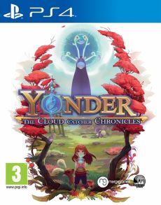 Yonder The Cloud Catcher Chronicles PS4 [PKG] Oyun İndir [Multi]