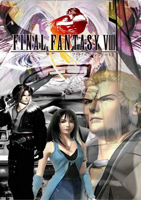 Final Fantasy VIII - Versão PT-BR