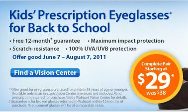 Daily Cheapskate: Kids' prescription glasses for only $29 at