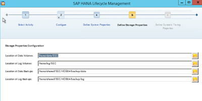 HANA System and Certifications