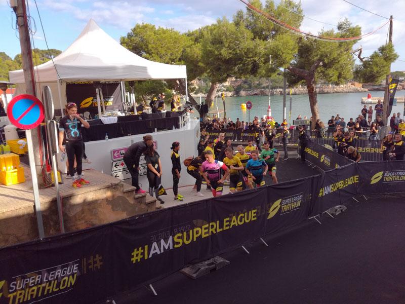 Foto: I am super league triathlon Mallorca