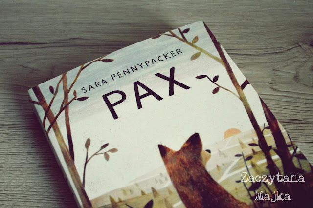 """Nadzieja jest zawsze, a przyjaźń to największy skarb - recenzja książki #169 - Sara Pennypacker, Jon Klassen """"Pax"""""""