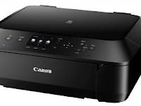 Canon PIXMA MG6440 Driver Free Download