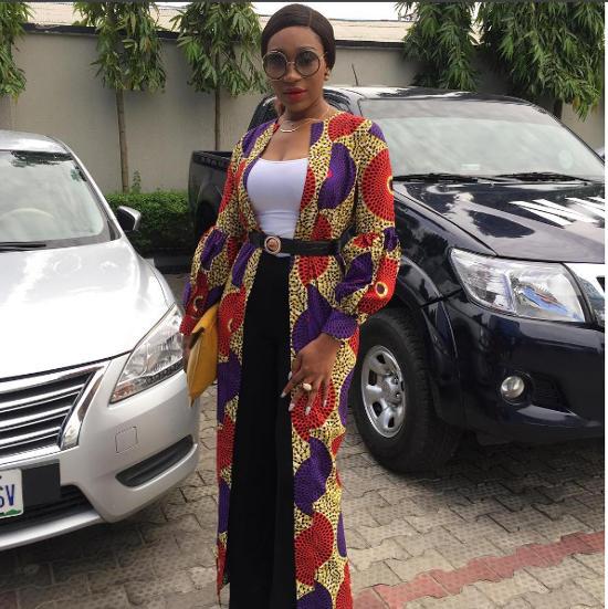 Ebube Nwagbo styles
