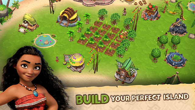 Moana Island Life MOD APK Unlimited Money