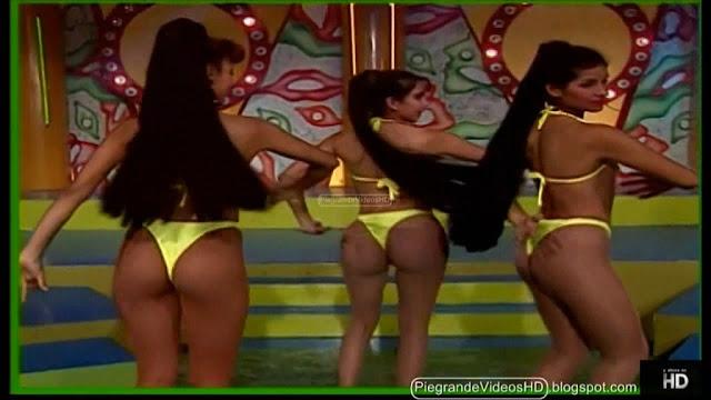 Monica adaro bailando en el gym - 3 8