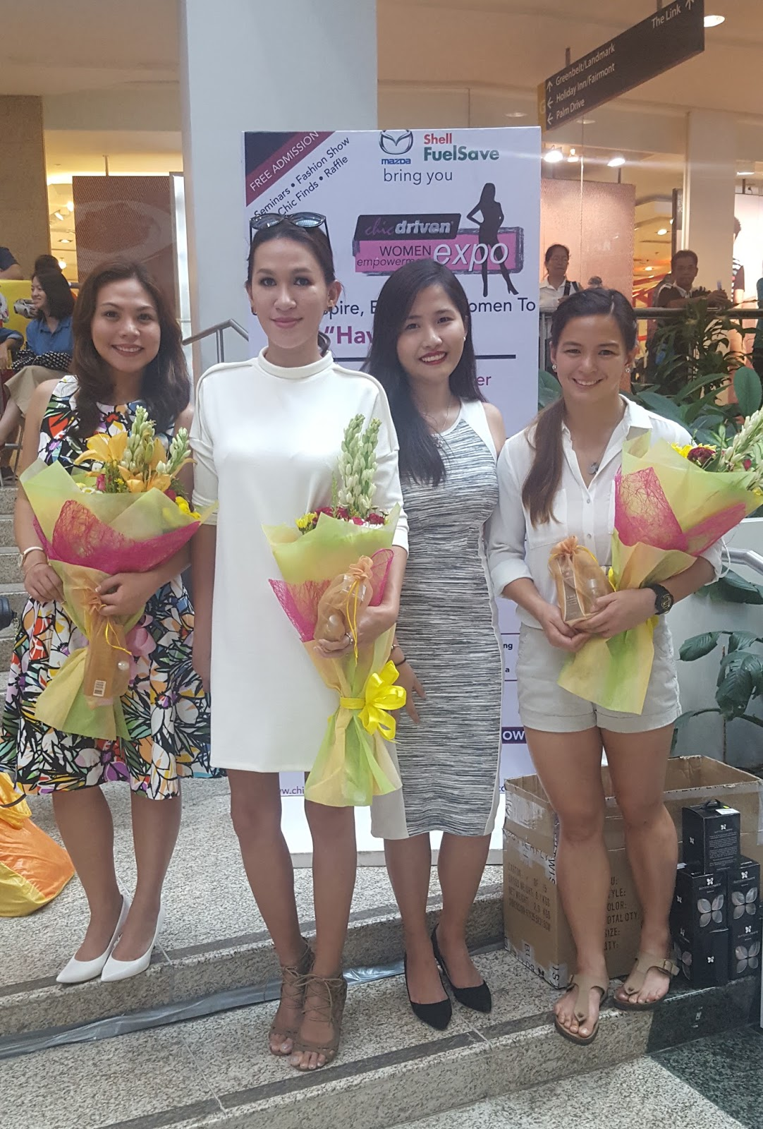 Lemon GreenTea: Priva partners with the ChicDriven Women