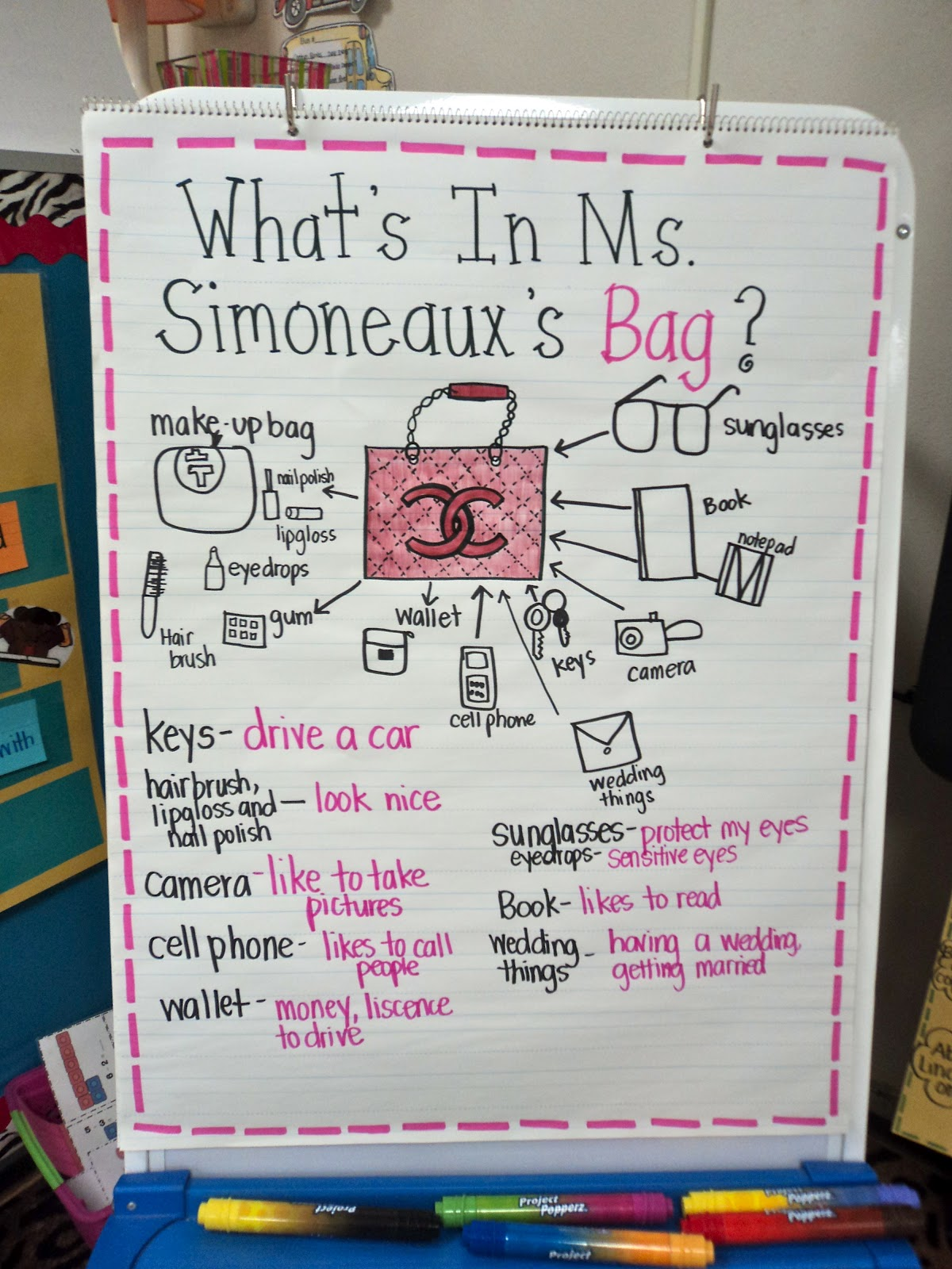 First Grade Fresh Inferencing Activities