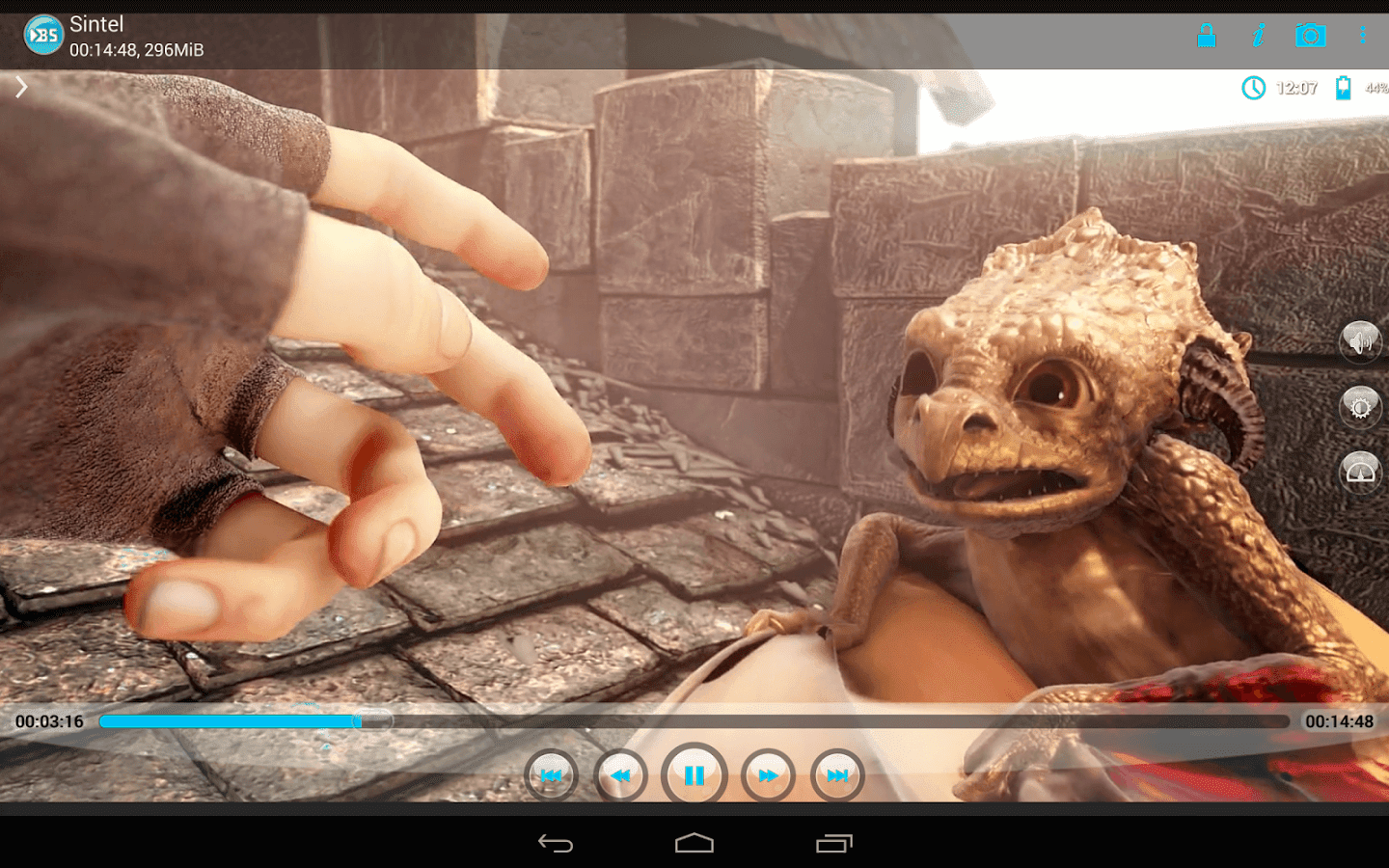 BSPlayer v1.31.196 build 2487 Paid APK is Here!