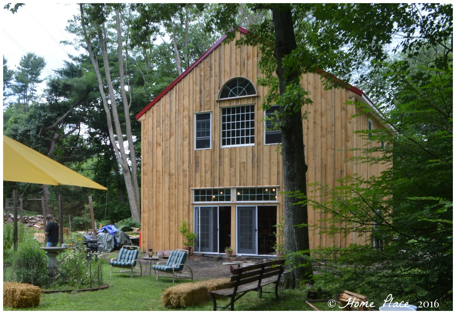Home Place The New Red Bee Honey Barn In Weston Ct